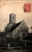ROCOURT-SAINT-MARTIN - L'Eglise