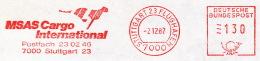Freistempel 0190 Gepard - Marcophilie - EMA (Empreintes Machines)