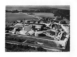 GUIGNICOURT   -   Vue Aérienne  -  La Sucrerie
