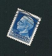 N° 234 Victor-Emmanuel III TIMBRE Belgique (1929) Oblitéré