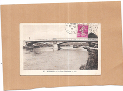 SOISSONS - 02 -  Le Pont Gambetta - ORL -