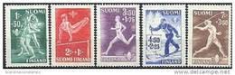 Finland 1945 Sportzegels PF-MNH-NEUF