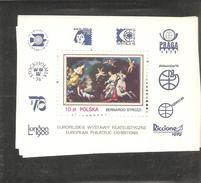 POLOGNE  BLOC N° 85    NEUF ** MNH   DE  1979   PRIX     1€