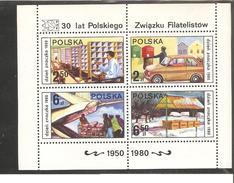 POLOGNE  BLOC N° 91    NEUF ** MNH   DE  1980  PRIX     2€