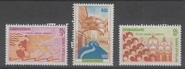 SERIE NEUVE DE LA REP. KHMERE - SAUVEZ VENISE N° Y&T 290 A 292