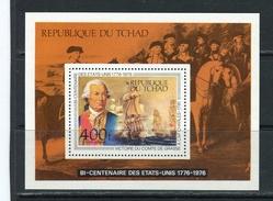 TCHAD - Y&T Bloc-Feuillet N° 16** - Bicentenaire De L'indépendance Des Etats-Unis