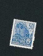 N° 193 ALLEMAGNE ORIENTALE Chantier Naval 1955 Neuf  50 Deutsche Démokratiche Republik