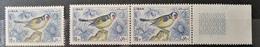 R2 - Lebanon 1965 10p Bird Issue Famous Error, Wing Missing Colour, MNH - Lebanon