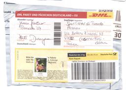 GERMANIA - GERMANY - Deutschland - ALLEMAGNE - 2017 - Fiore - Fleur - Flower - 450 Bienen-Ragwurz - Big Fragment - [7] Repubblica Federale
