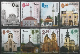 BH 2014 DEFINITIVE, BOSNA AND HERZEGOVINA, 1 X 8v, MNH - Ohne Zuordnung