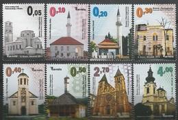 BH 2014 DEFINITIVE, BOSNA AND HERZEGOVINA, 1 X 8v, MNH