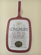 4265 - Longmurs Goron Valais Suisse - Etiquettes