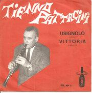 """Tienno Pattacini Usignolo - Vittoria  7"""" - Country & Folk"""