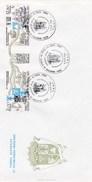 Enveloppe 1er Jour Des TAAF - 30ème Anniversaire De La Création Du Territoire - Année 1989