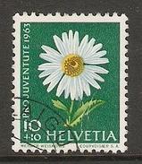 004463 Switzerland Pro Juventute 1963 10c FU - Pro Juventute