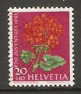 004467 Switzerland Pro Juventute 1963 20c FU - Pro Juventute