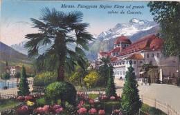 Merano - Passeggiata Regina Elena Col Grande Salone Da Concerto * 22. 7. 1929 - Merano