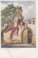 Ansitz Gleifheim In Eppan, Tirol - Deutscher Schulverein Karte Nr. 362 - Altre Città