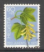 004475 Switzerland Pro Juventute 1975 60c FU - Pro Juventute