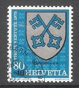 004477 Switzerland Pro Juventute 1978 80c FU - Pro Juventute