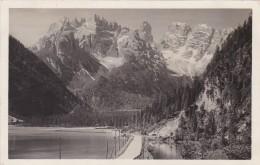 Gruppo Delle Dolomiti - Lago Di Landro - Mt. Cristallo (4341) - Italie