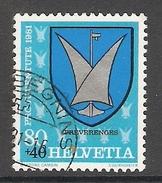 004481 Switzerland Pro Juventute 1981 80c FU - Pro Juventute