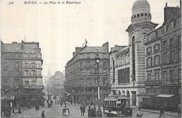 ROUEN - 76 - Place De La République -ORL - - Rouen