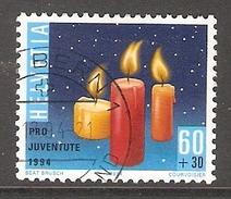 004495 Switzerland Pro Juventute 1994 60c FU - Pro Juventute