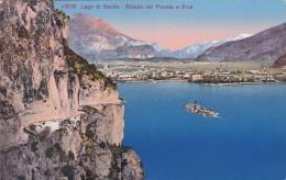 Lago Di Garda - Strada Del Ponale E Riva (3115) - Italien