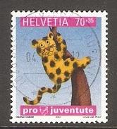 004510 Switzerland Pro Juventute 2001 70c FU - Pro Juventute