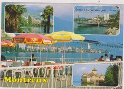 SUISSE,SWITZERLAND,SVIZZERA,SCHWEIZ,HELVETIA,SWISS ,VAUD,MONTREUX, Riviera Pays D´enhaut,restaurant - VD Vaud