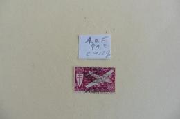 A.O.F :  Poste Aérienne :timbre N° PA 3 Oblitéré
