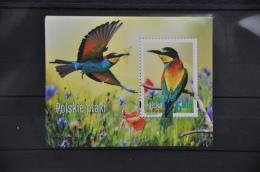 N 279 ++ POLAND 2014 SERIE VOGELS BIRDS OISEAUX MNH ** - Unclassified