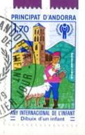 Andorre 1979 - YT 279 (o) Sur Fragment