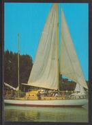 HUNGARY - 1988.Postal Stationery Postcard - Greeting From Lake Balaton/ Sailboat MNH!!! Cat.No.577/008.