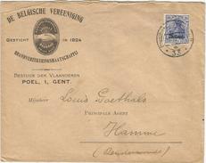_6Rm-702: Open Brief: N° OC18 : > Hamme... Verder Uit Te Zoeken...