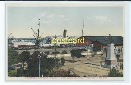 LOURENCO MARQUES , MOZAMBIQUE. OLD POSTCARD C.1920  #642. - Mozambique