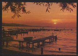 HUNGARY - 1988.Postal Stationery Postcard - Greeting From Lake Balaton / Sunset MNH!!! Cat.No.577/001.