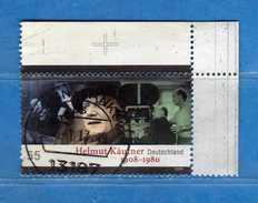Germania Federale °-2008 - Helmut Kautner. MI. 2654- Used.  Vedi Descrizione - [7] République Fédérale