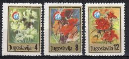 Yugoslavia,Anti Cancer 1988.,MNH - 1992-2003 République Fédérale De Yougoslavie