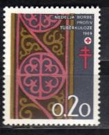 Yugoslavia,TBC 1969.,MNH - Unused Stamps