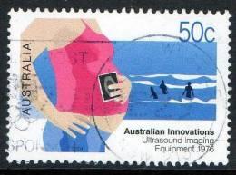 Australia 2004 Innovations 50c Ultrasound Imaging 1976 Used - 2000-09 Elizabeth II