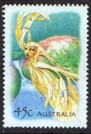Australia 2002 The Magic Rainforest - 45c Sprite Used - 2000-09 Elizabeth II
