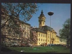 HUNGARY - 1988.Postal Stationery Postcard - Greeting From Szeged / Széchenyi Square-City Hall MNH!!! Cat.No.513/006.