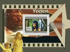 GUINEA 2007 SHEET AFRICAN CINEMA LE CINEMA AFRICAIN FILM MOVIES YEELEN Gu0772c