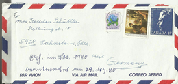 KANADA CV 1980