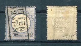 D. Reich Michel-Nr. 5 Gestempelt - Oblitérés