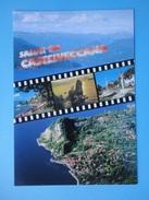 Caldè - Castelveccana - Varese - Panorama - Pellicola Con Vedutine - Varese