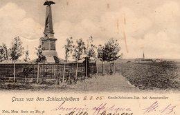 Gruss Von Den Schlachtfeldern - Amanweiler- Nels 107 N°38 - France