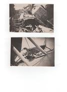 Deux Photos De L'accident Du Goliath à Toulouse 2 Juin 1925 Ou 1929 - Aviation